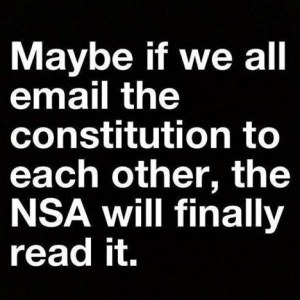 Dealing with the NSA