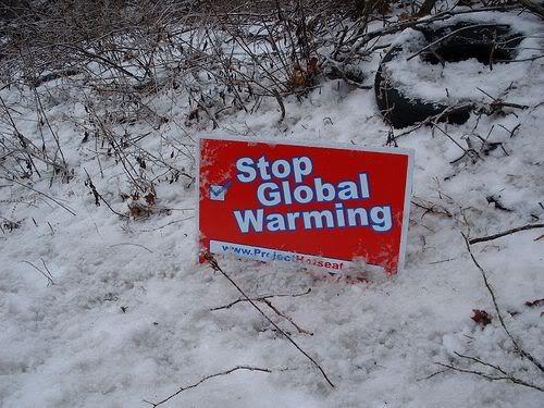Global Warming Snow