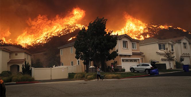 California Is Burning and It's Not Because of 'Climate Change'