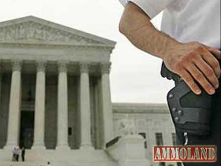 Supreme Court and Guns