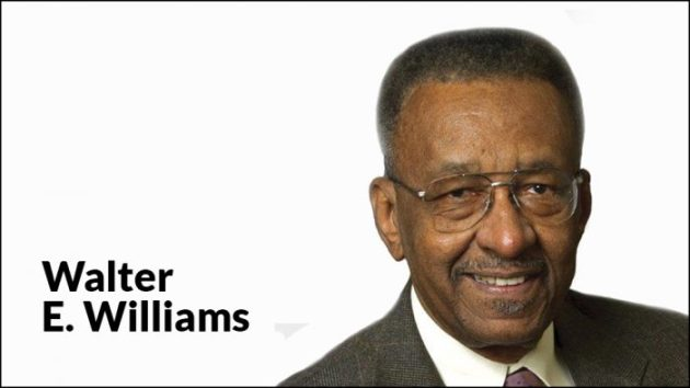Economist Walter Williams
